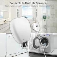 WiFi Smart Water Leakage Detector Sensor Tuya Smart Life APP DIY Remote Alarm Push Smart Home Flood Sensor Smart Home Sensor