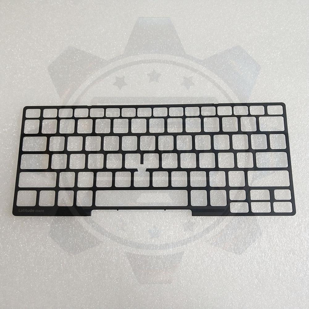 Oryginalna dla Dell Latitude E5470 5470 ramka na klawiaturę wykończenia 09F01R 9F01R