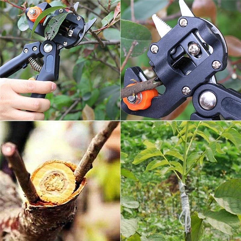 Oltás metsző kerti oltás eszköz professzionális ágvágó - Kerti termékek - Fénykép 2
