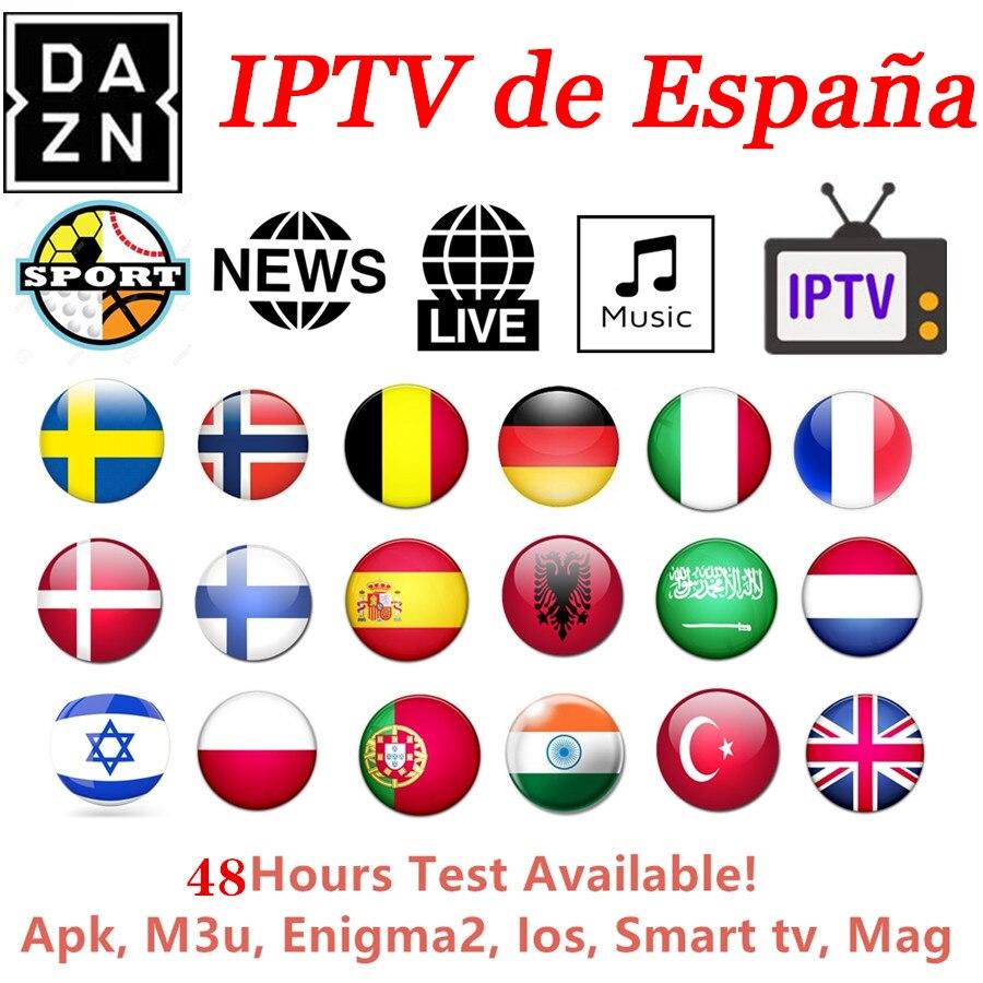 Global IPTV M3U Europe Spain Italy German EX-YU Turkey Netherland UK USA Arabic Albania support andriod box no channels include