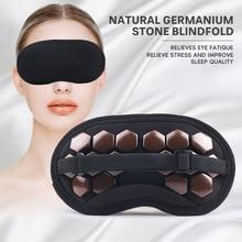 Germanium pierre pause déjeuner masque pour les yeux Massage des yeux Protection des yeux compresse froide supprimer les cernes prévenir la myopie outils de soins des yeux