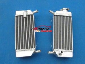 For 05 06 07 08 2004 2005 2006 2007 2008 2009 HONDA CRF250 CRF 250 CRF250X CRF250R All Aluminum Radiator 2004-2009