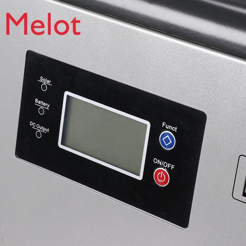 Wave Photovoltaic Energy Storage Ups Power Inverter All-in-One Machine 220V Output MPPT Control off-Grid Inverter Popular Kit enlarge