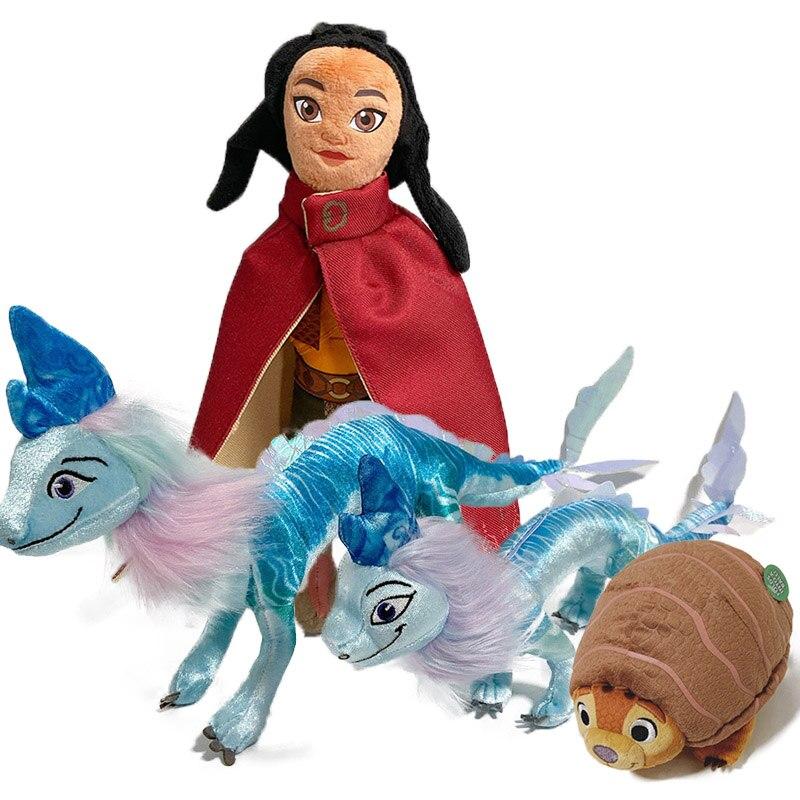 Прямая поставка 65 см Большой размер сису дракон плюшевые Raya и последний Дракон игрушки тук мягкие набивные животные кавайные куклы