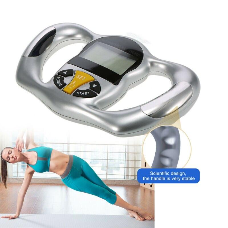 Nuevo Analizador de grasa BMI portátil de mano, índice de masa corporal, salud, Monitor de salud, alta calidad