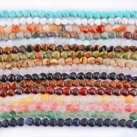 heart stone beads for bracelet earring making natural heart shape real stone bead online lots wholesale supply sold by strand