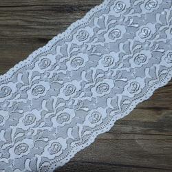2 metros de largura 15cm bonito com borda de malha bordado malha laço diy acessórios para vestuário
