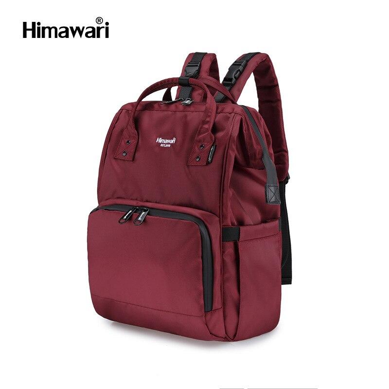 Waterproof Diaper Bag Backpack Fashional Women Backpack Large Capacity Baby Care Bagpack Anti-Theft Ladies Bag Bolsas Femininas