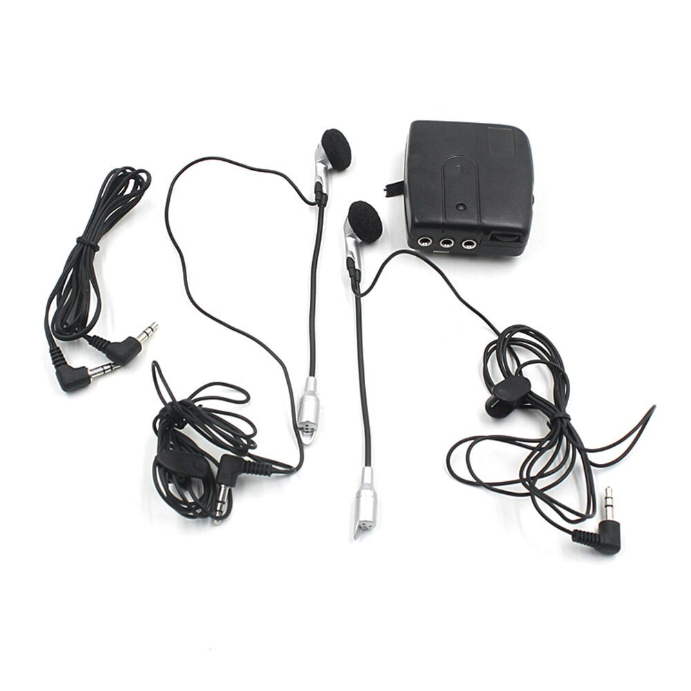 Motorrad Helm Headset Lautsprecher Rider Biker bis Passagier Motorrad Helm Intercom Sprech Wired Headset