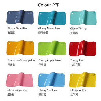 New products Color Ppf Film Car Color Changing new car wholesale paint protection film Self-healing auto wrap film