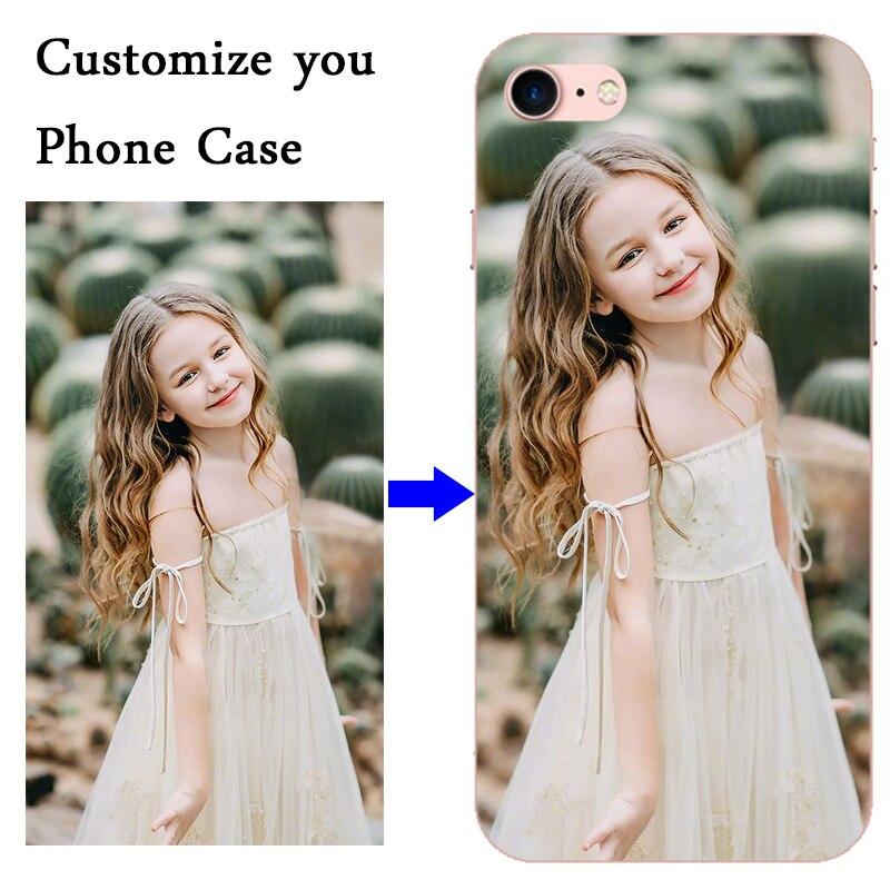 Dostosowane DIY zdjęcie LOGO nazwa obraz skrzynki pokrywa dla Samsung Galaxy J2 J5 J7 Prime na 7 2016 przypadku niestandardowy projekt etui na telefony