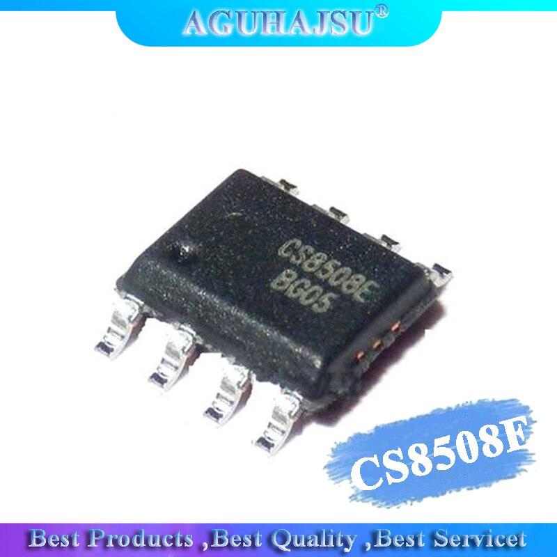 5 piezas CS8508E SOP CS8508 8W amplificador de audio IC SOP8 parche original auténtico