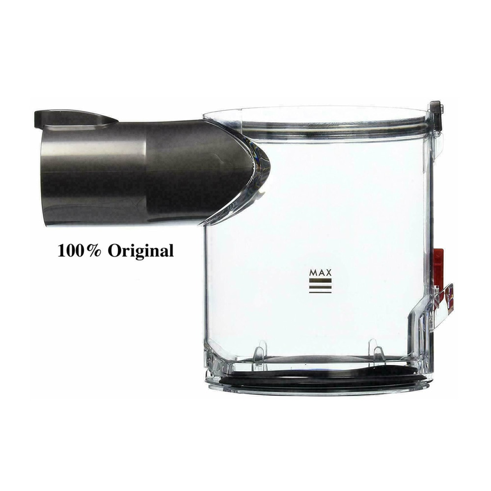100% New Vacuum Cleaner Dust Bin Assembly For Dyson V6 Handheld Vacuum Cleaner Parts enlarge