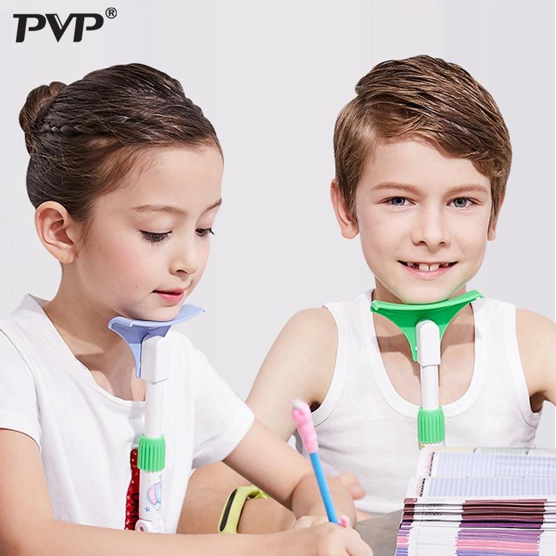 Sitzen Schreiben Haltung Corrector Silikon kissen ABS material Höhe einstellung für Studenten Kinder Auge Schützen Haltung Einstellen
