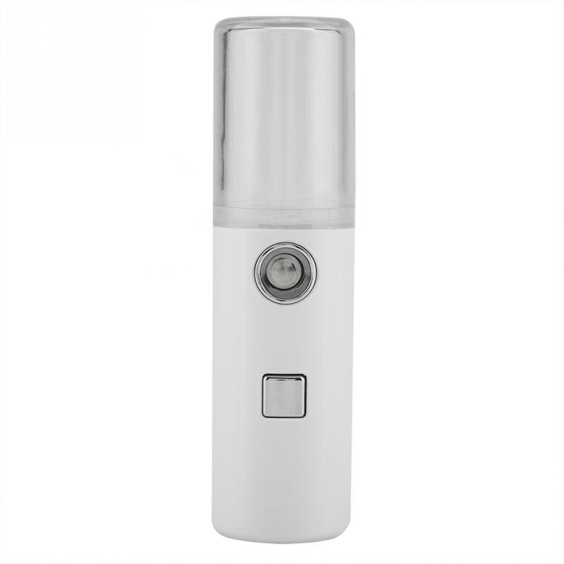 USB Face Spray Bottle Nano Facial Hair Steamer Ultrasonic Ozone Face Sprayer Cold Beauty Hydrating Skin Care Tool pro portable face spray nano facial mister steamer ultrasonic ozone face sprayer cold beauty hydrating skin care tools