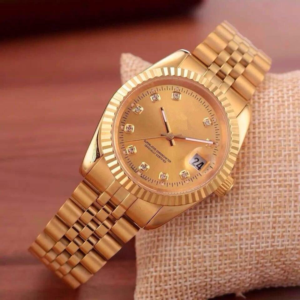 Relógio de quartzo masculino relógio cronógrafo à prova dwaterproof água aaa multifunções pulseira de aço inoxidável relógio de pulso 2020