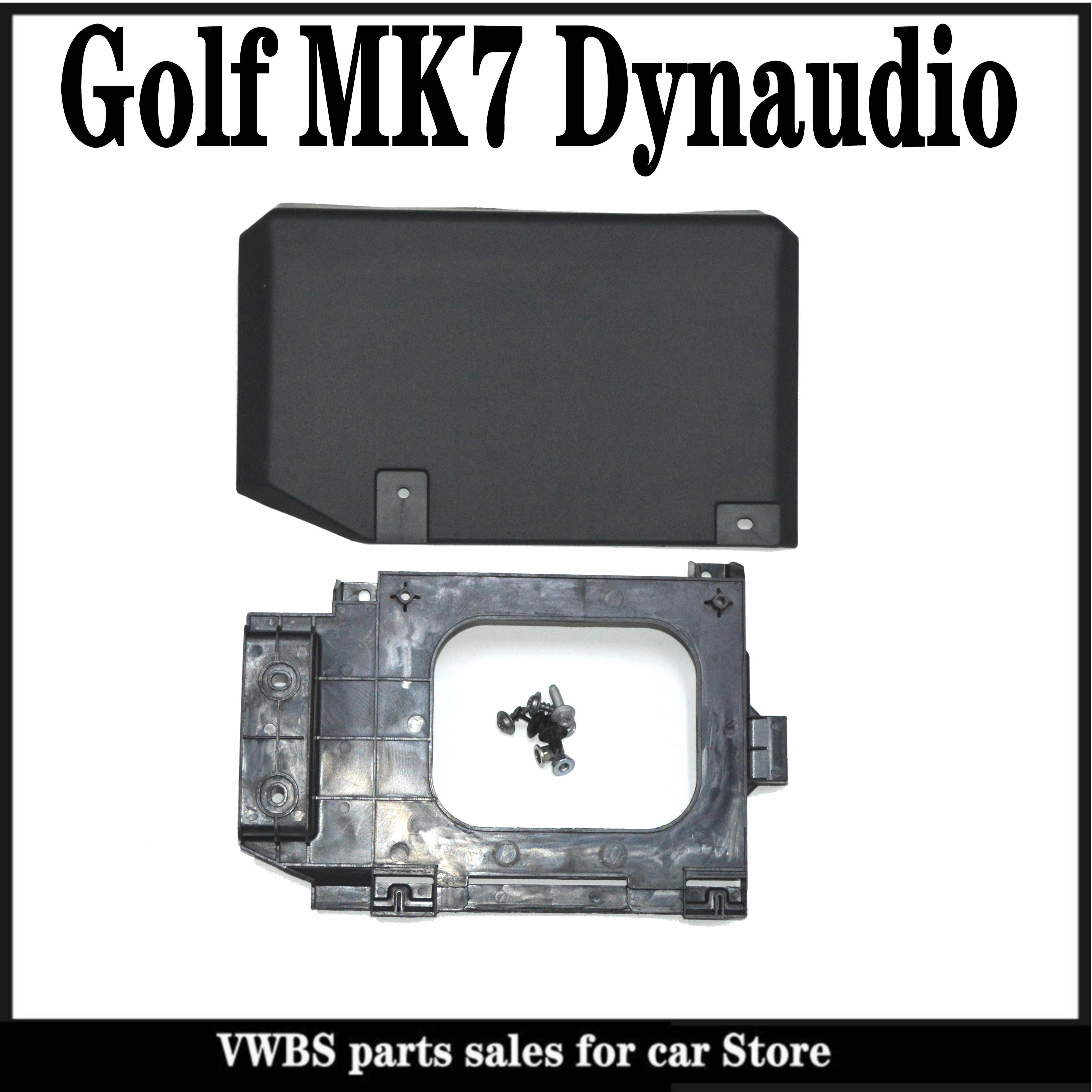Soporte de montaje para amplificador Dynaudio... uso apto para Golf 7 MK7