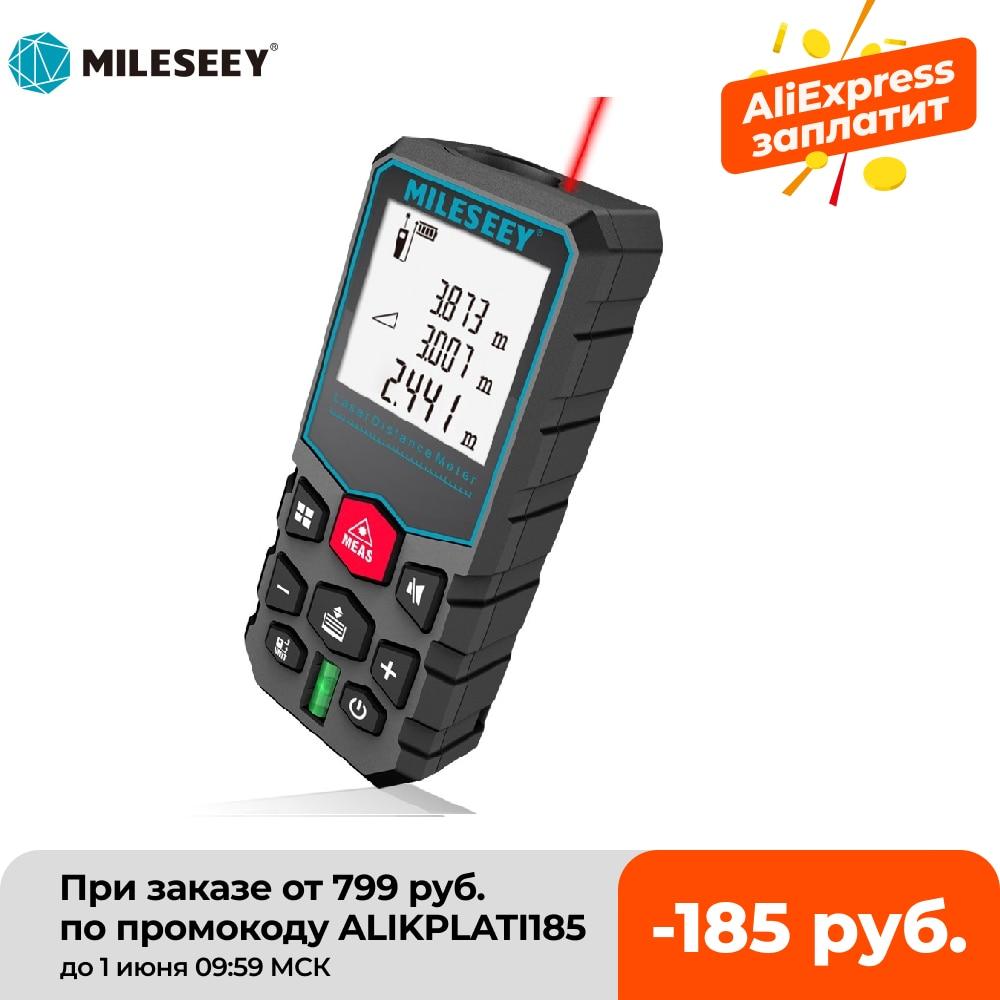 Mileseey X5 лазерный дальномер medidor laser profesional laser distance meter trena laser metro laser range finder