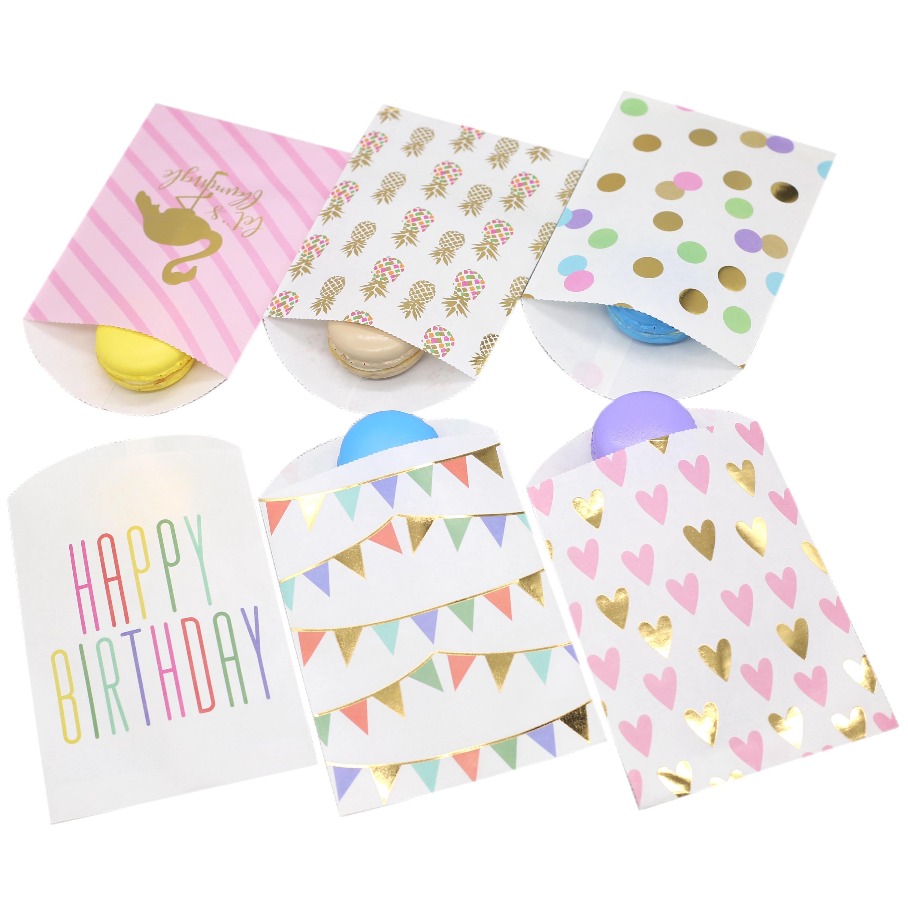 Bolsas de papel para regalos, bolsa de recuerdo de boda, fiesta nupcial, boda, regalo de cumpleaños, dulces, bolsa de papel, 10 unidades/lote