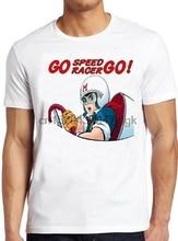 Go Speed Racer T Shirt  Retro Comic Anime Fresh Prince Cool Gift Tee 301