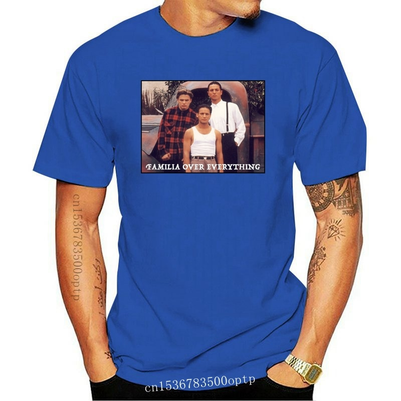 New Men tshirt Short sleeve FAMILY OVER EVERYTHING BLOOD IN BLOOD OUT 3COUSINS Unisex T Shirt tee tops Women t-shirt