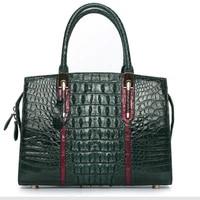 2021 new bags ladies handbags crocodile leather ladies trendy one shoulder diagonal bag light luxury handbag