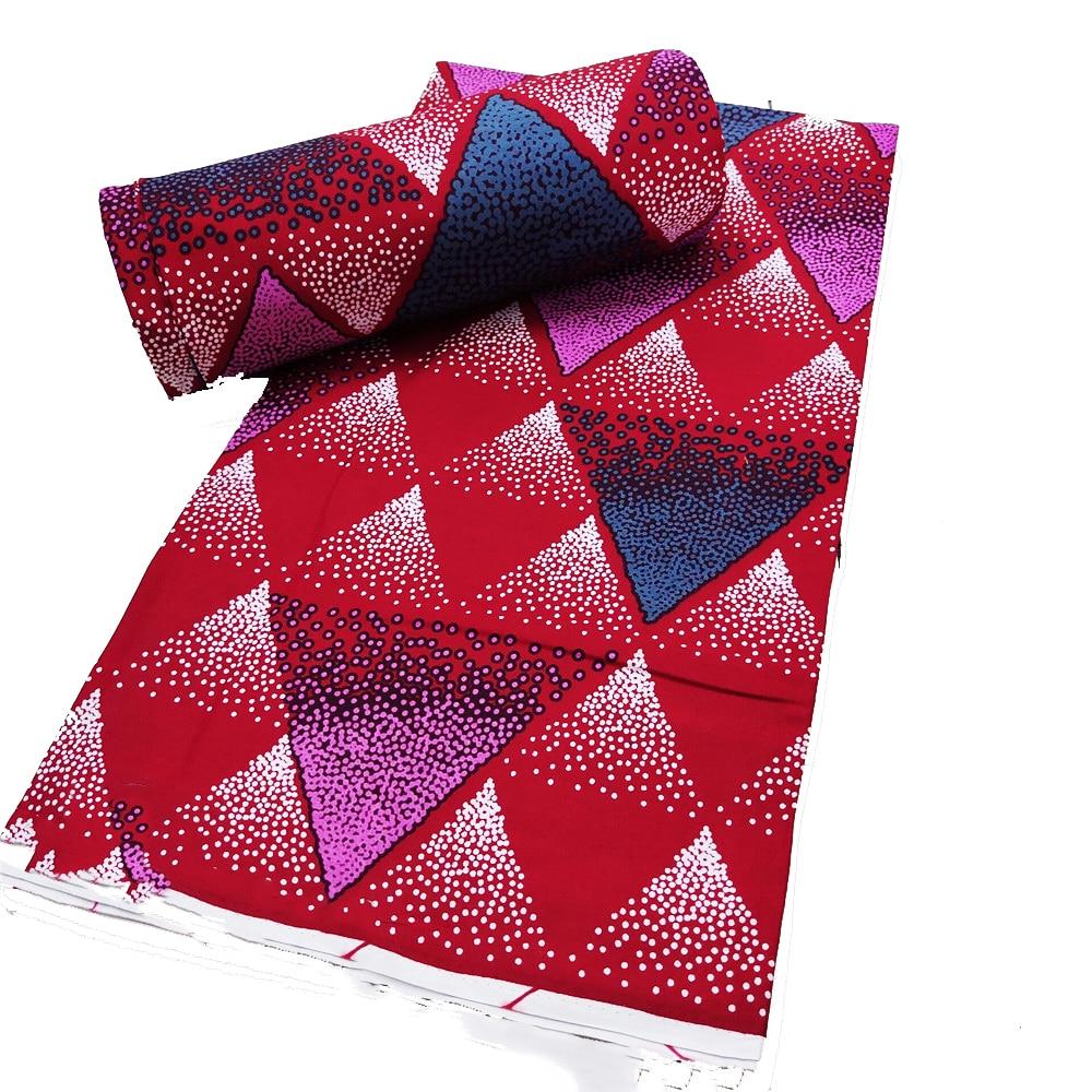 Воск гарантированно Высокое качество Анкара воск для ткани африканская ткань Африканский Воск Печать Ткань Анкара ткань оптом
