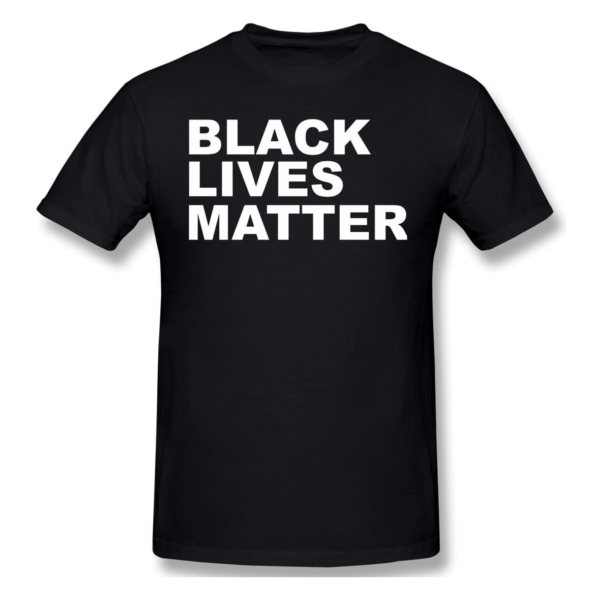Tops y camisetas, de BLACK LIVES MATTER de banda para camiseta viva de black lives matter anonymous George Floyd manga corta