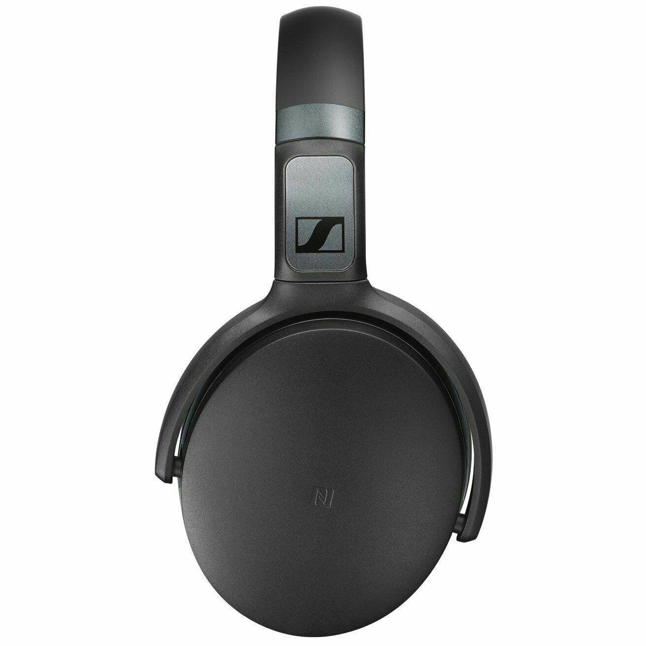 Sennheiser HD 4.40BT Wireless bluetooth Headphones Hi-Fi Headset Deep Bass Noise Isolation Stereo Earphone Gaming Headset black enlarge