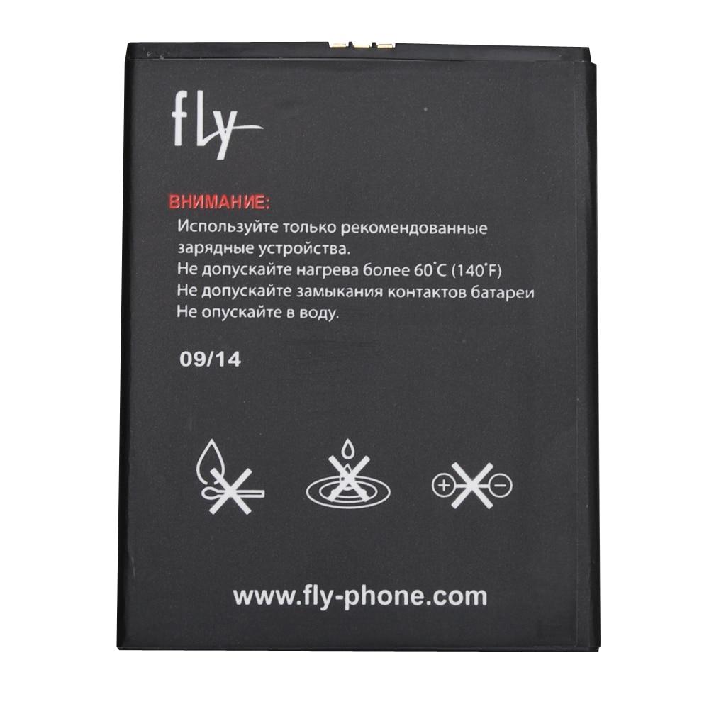 Backup 2500mAh Battery For Fly BL8004 Smart Mobile Phone + +In Stock