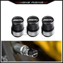 Для Piaggio MP3 250 300 500 HPE аксессуары для спортивных скутеров и мотоциклов колпачки для клапанов колесных шин
