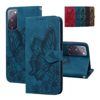 butterfly etui wallet flip stand cases for xiaomi 11 10t lite 10t pro 5g poco m3 f3 redmi 8a 9a note 9t 8 9 10 pro leather cover