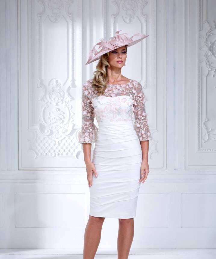Mãe da mãe da roupa da noiva roupa de seda tailandesa crua vestido de seda vestido de noiva