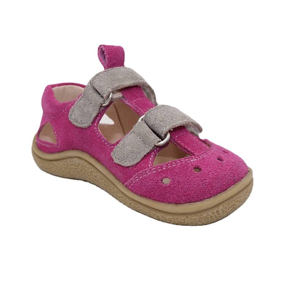 Tipsietoe الصنادل المريحة 2021 صيف جديد بوي بنات أحذية الشاطئ الاطفال عادية حافي القدمين الأطفال موضة الرياضة