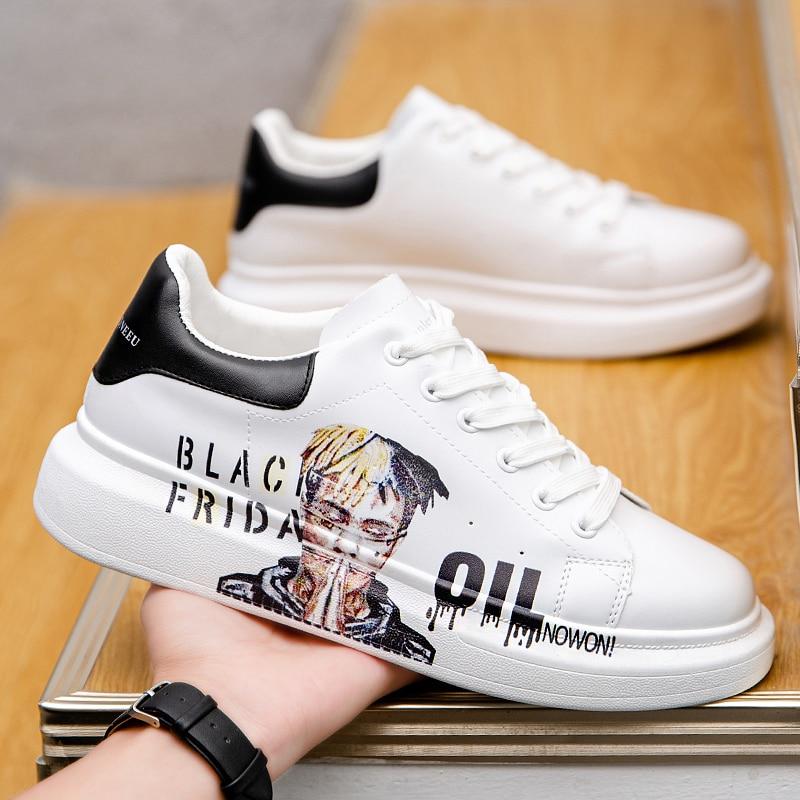 Фото - 2021 весенние белые туфли на толстой подошве; Спортивные старины; ins; Трендовая обувь повседневные туфли студенческие туфли спортивные туфли ... carlabei туфли carlabei ha833 121 q466