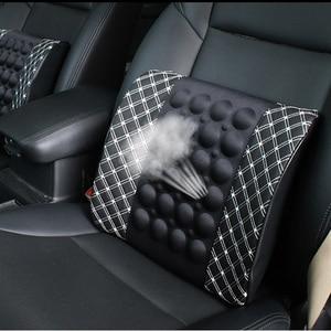 Car Electric Massage Cushion Vehicle Seat Back Waist for Mazda 2 3 5 6 CX5 CX7 CX9 Atenza Axela