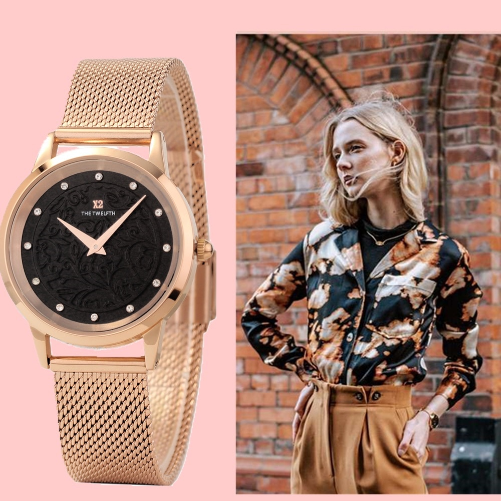 New Brand Famous Elegant Designers Ladies Dress silver watches Milan Bracelet relogio feminino high quality watch for womens top enlarge