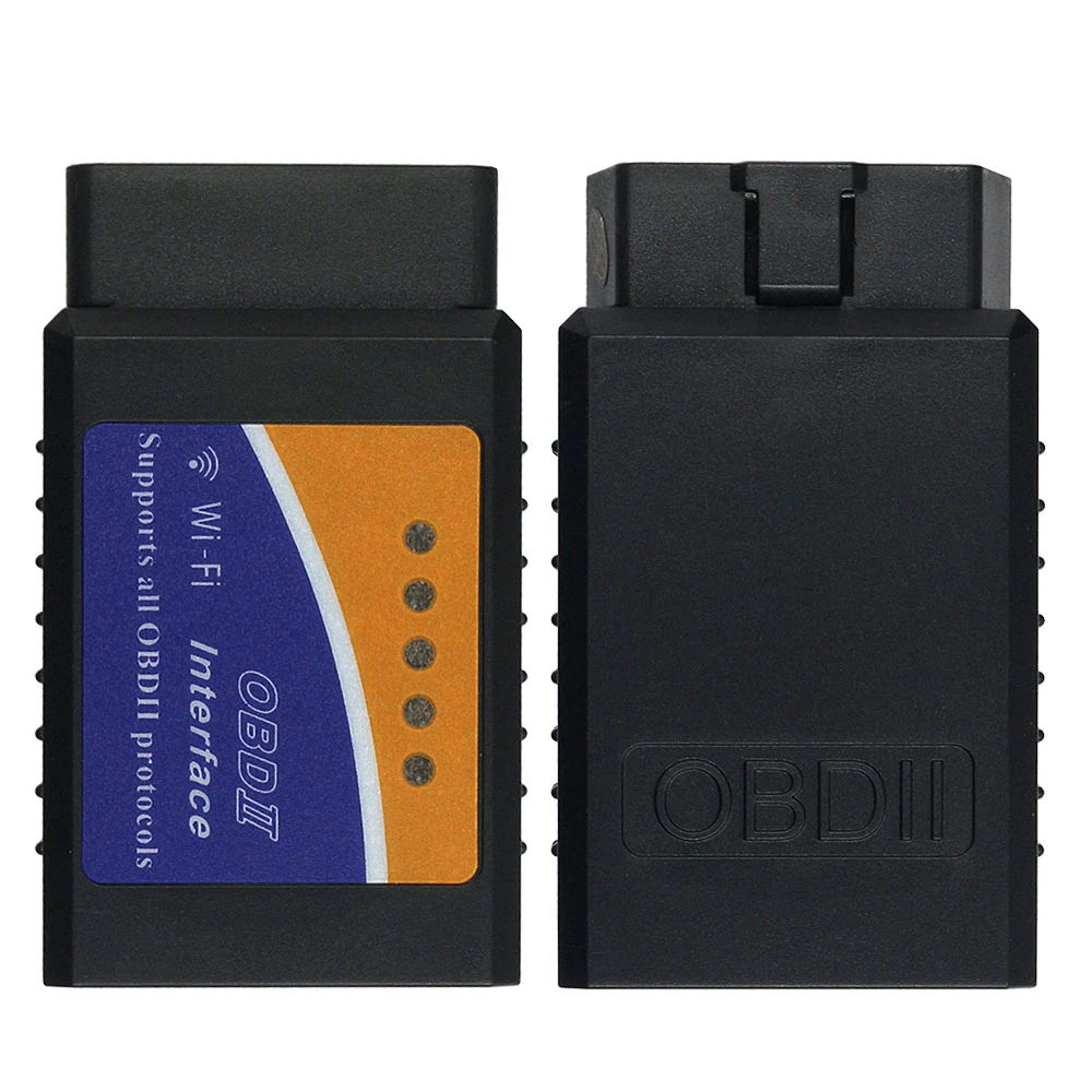 WIFI/Bluetooth ELM327 V1.5/V2.1 OBD2 Scanner ELM 327 Car Diagnostic Tool OBDII For Android/IOS/Windows wifi obdii scan tool elm327 for ios