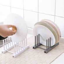 Cuisine salle de bain plat sec support évier support plat organisateur égouttoir cuisine stockage plaque en plastique tasses support présentoir