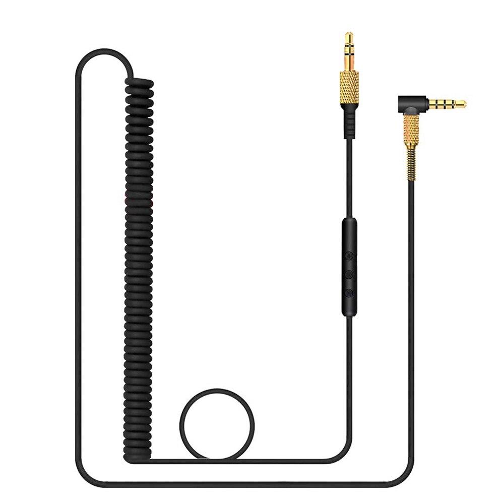 OFC-Cable de Audio estéreo de repuesto para auriculares, Cable de música para...