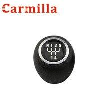 Perilla de cambio de marchas Manual de 5 velocidades Carmilla MT para Chevy Chevrolet Cruze 2009-2012 2013 2014 2015 2016 Accesorios