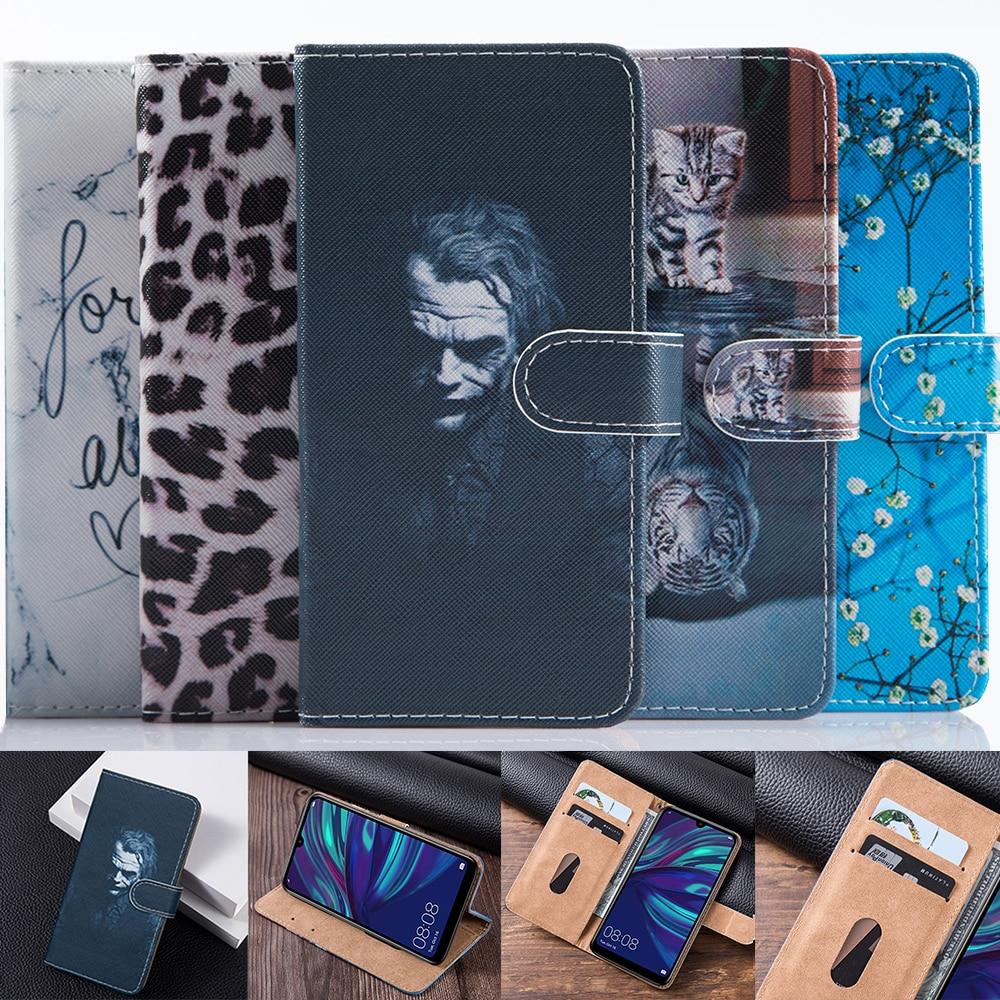 For Blackview A80 A60 A30 S6 X A10 A7 A9 Max 1 Pro R6 P6000 S8 lite Case Cartoon Cute cat Book Flip Wallet Leather Phone Coque