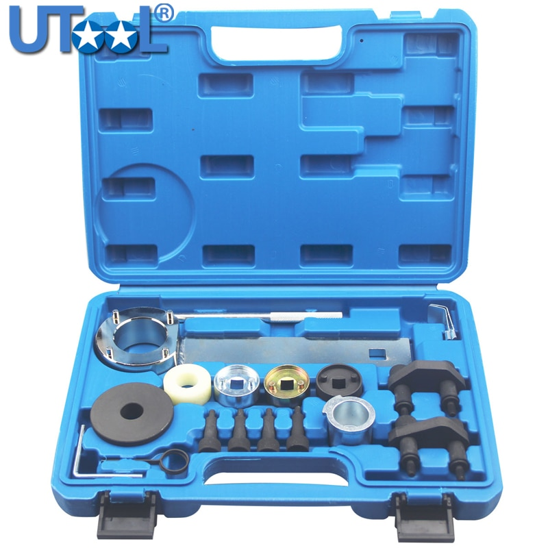 EA888 Engine Timing Tool For VW AUDI VAG 1.8 2.0 TSI/TFSI T10352 T40196 T40271 T10368 T10354 T10355 Crankshaft Holding Wrench engine diesel injector puller set removal garage tool for vag tdi vw audi
