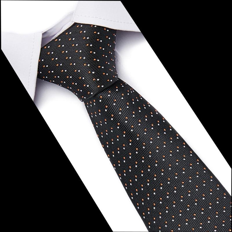 Высококачественный мужской галстук 8 см Узкие галстуки свадебное платье Галстуки для мужчин цветочный галстук в горошек деловой мужской кр...