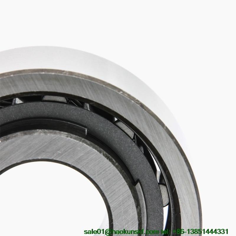 AS25 طريقة واحدة براثن الأسطوانة نوع (25x52x15 مللي متر) طريقة واحدة محامل AXK العلامة التجارية Freewheel نوع اجتياح مخلب علبة التروس مخلب
