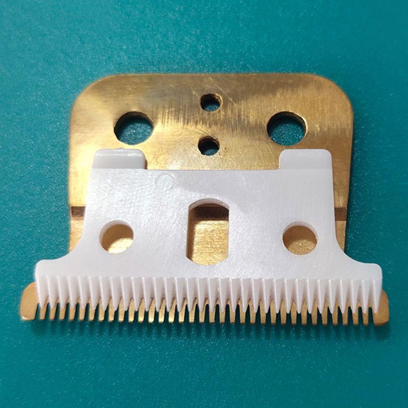 1 пара сменных Т-образных лезвий, машинка для стрижки волос, замена керамического лезвия для стрижки волос