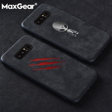 Luxury Suede Leather Fur Case For Samsung Galaxy S21 Ultra S20FE S20 S10 Note 20 8 9 10 Plus S7 S8 S