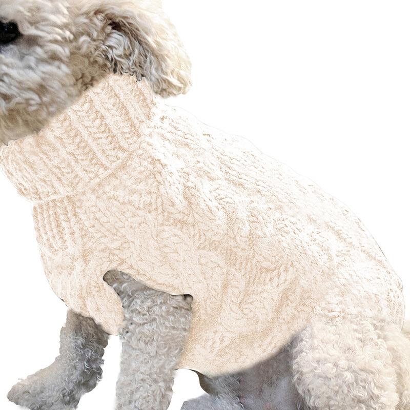 Chaquetas de punto para perros pequeños, suéter para gatos domésticos, abrigo para cachorros, ropa cálida, ropa de disfraz para mascotas, suéter KSI999