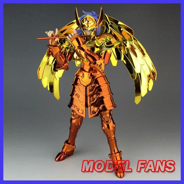 Modelo de FANS en-STOCK XC estrellas Saint Seiya de mito EX Marina Solent PVC figura de acción de Metal modelo de armadura Juguetes