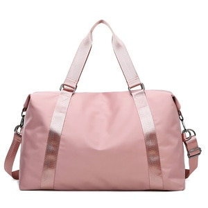 Fashion purses and handbags large capacity waterproof solid color travel bag sac de luxe femme crossbody bags bags for women